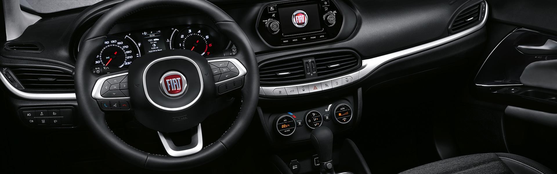 Fiat dash