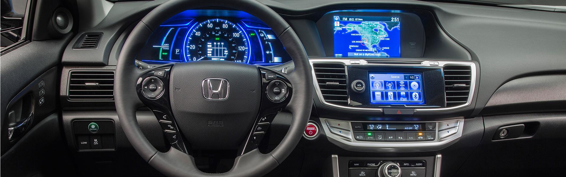 Honda dash
