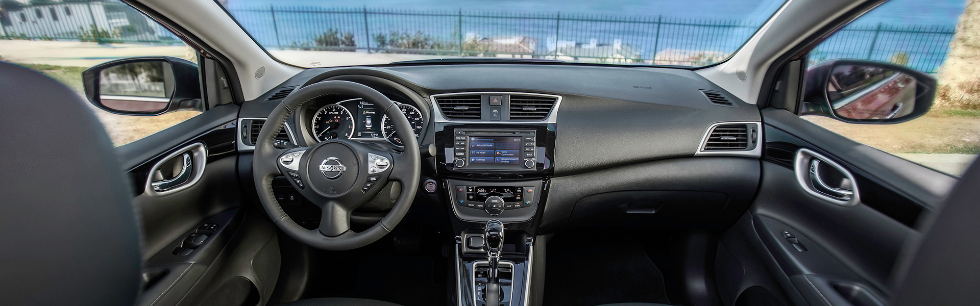 Nissan dash