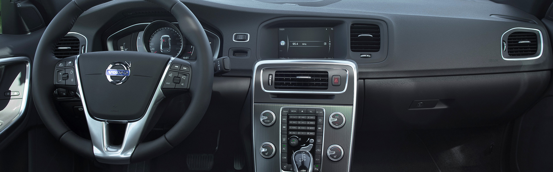 Volvo dash